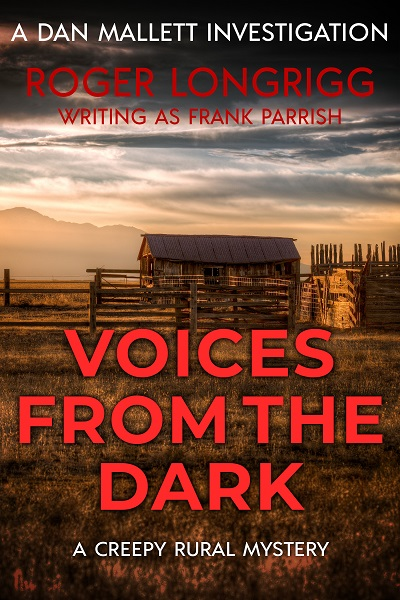 Voices From the Dark (Dan Mallett Investigations #8)