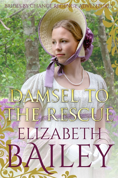 Damsel To The Rescue (Brides By Chance Regency Adventures #6)