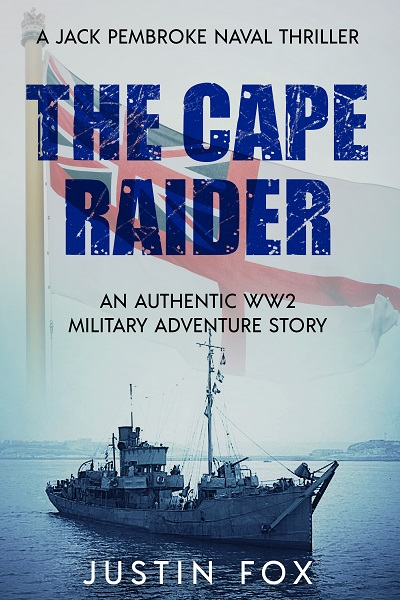 The Cape Raider (Jack Pembroke Naval Thrillers #1)