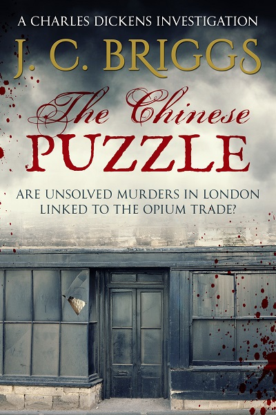 The Chinese Puzzle (Charles Dickens Investigations #8)