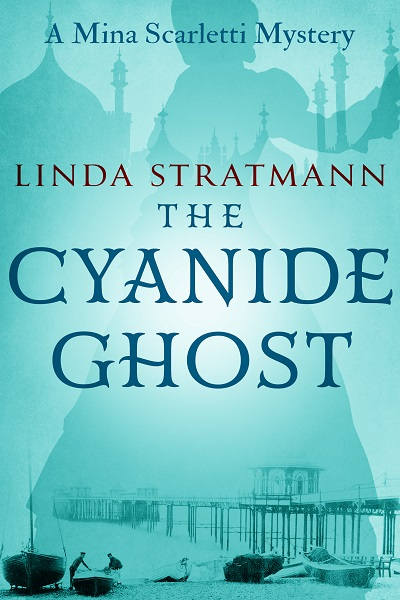 The Cyanide Ghost (Mina Scarletti Mystery #6)