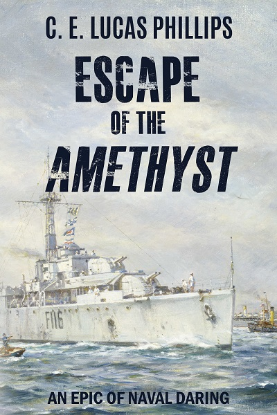 Escape of the Amethyst