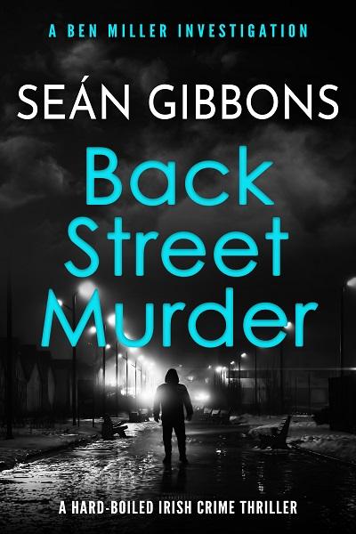 Back Street Murder (Ben Miller Investigations #2)