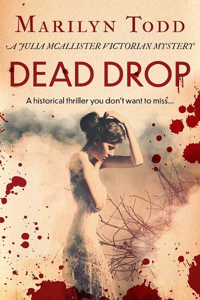 Dead Drop (Julia McAllister Victorian Mysteries #4)