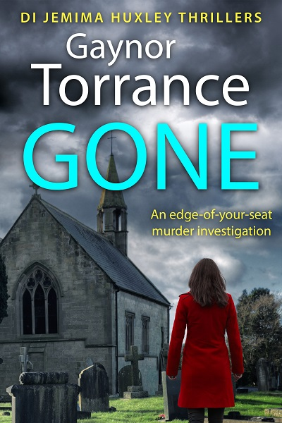 Gone (DI Jemima Huxley Thrillers #4)